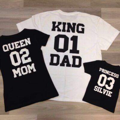 familie-shirt