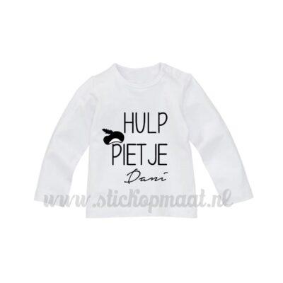 hulp-pietje-shirt-pietenmuts