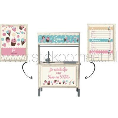 ikea-keuken-sticker-ijs-winkeltje