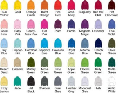 kleuren-hoodie