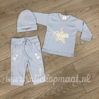 geboorte-naampakje-jongen-ster