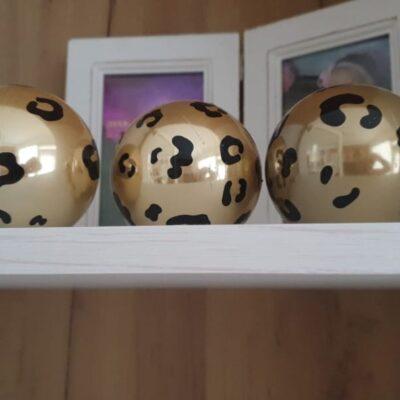 kerstbal-luipaard